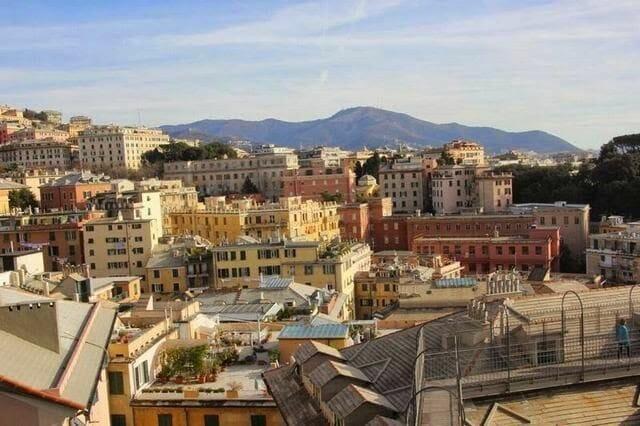 colina de la Spianata di Castelletto Qué ver en Génova en un día