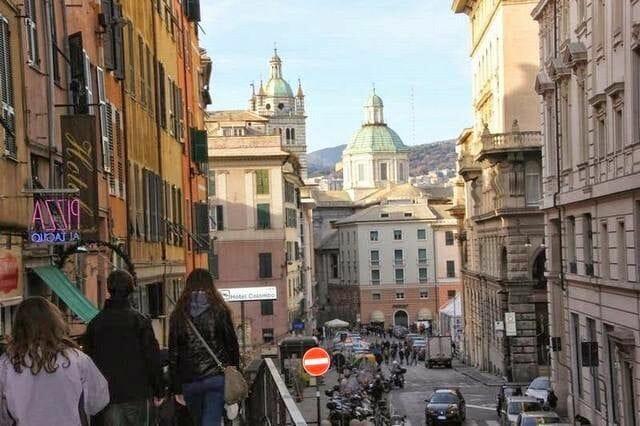 calles genova
