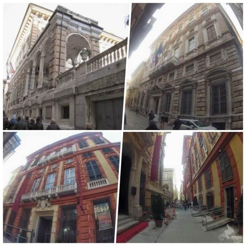 palacios qué ver en Génova en un día