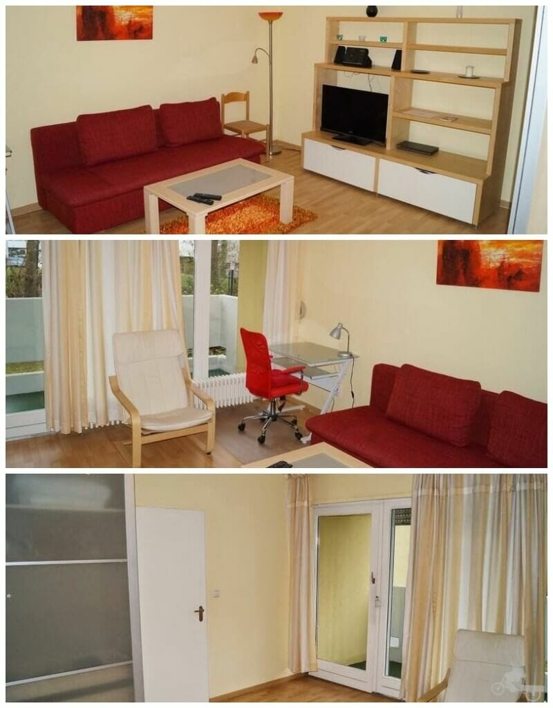 apartamento en mitte - mejores zonas donde alojarse en Berlín