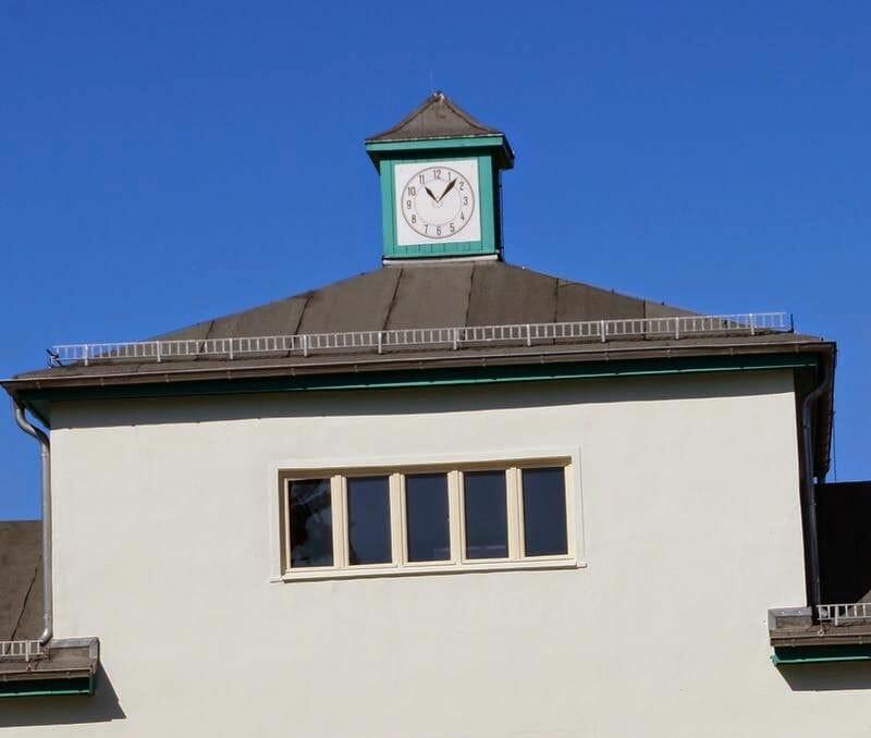 reloj campo de concentración de Sachsenhausen