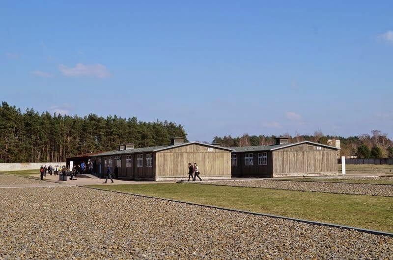 Barracones de Sachsenhausen