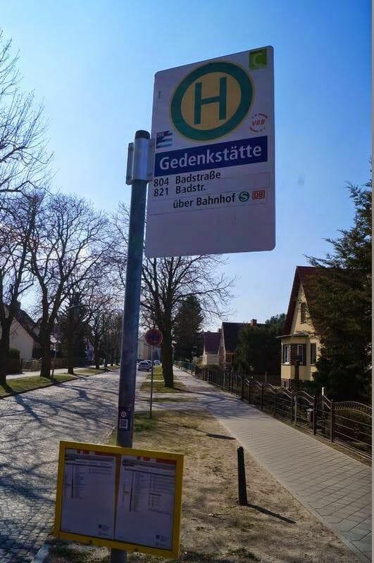 bus a sachsenhausen