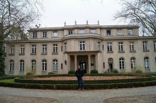 casa conferencia Wannsee