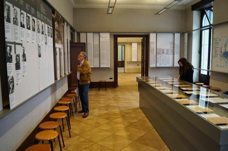 salon casa conferencia Wannsee