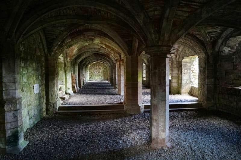 monasterio cumbria