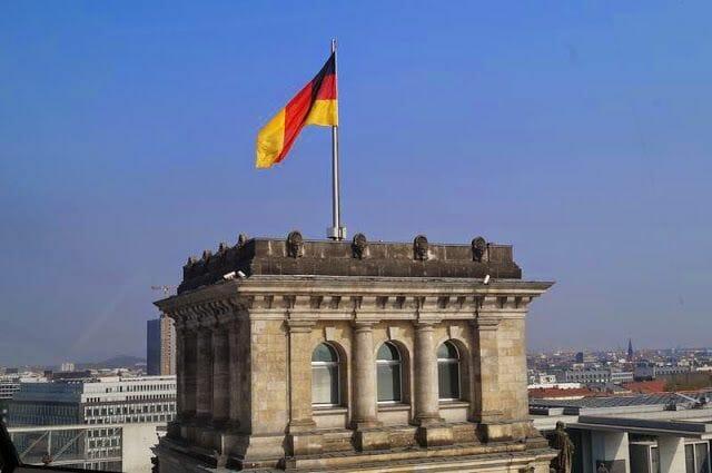 Subimos a la cúpula del Bundestag, el parlamento alemán
