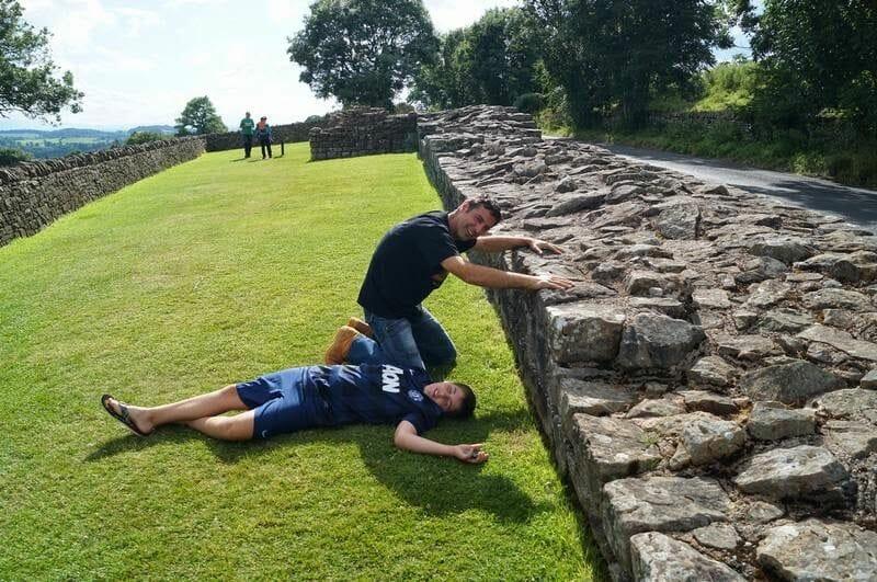 Leahill turret: o Banks turret (muro Adriano)