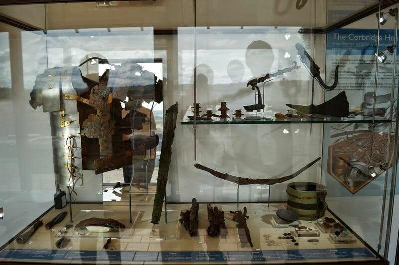 CORBRIDGE museo