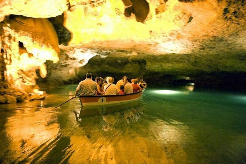 barca de las coves de sant josep