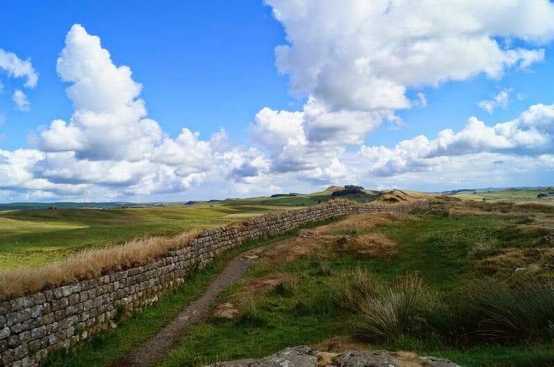 tramo muro de adriano