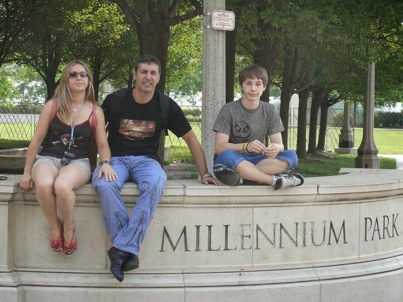 Milenium park