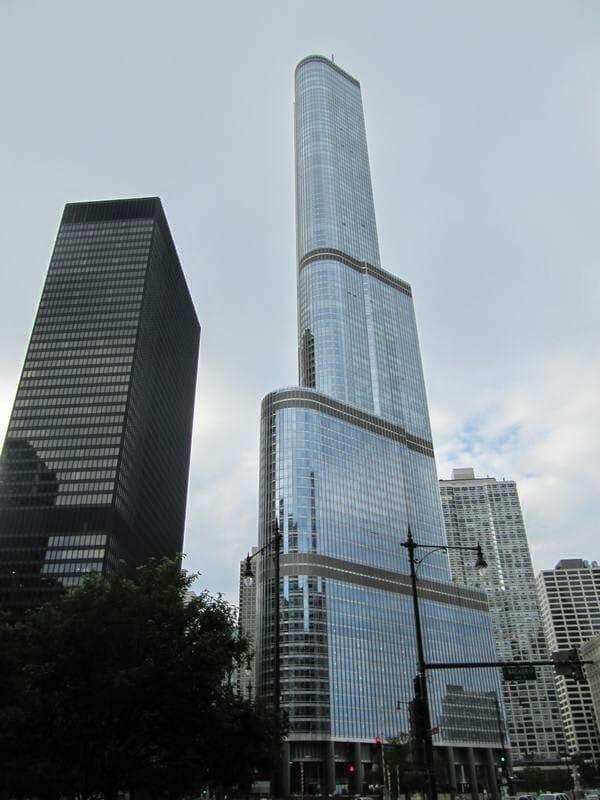 torre trump - qué hacer en Chicago