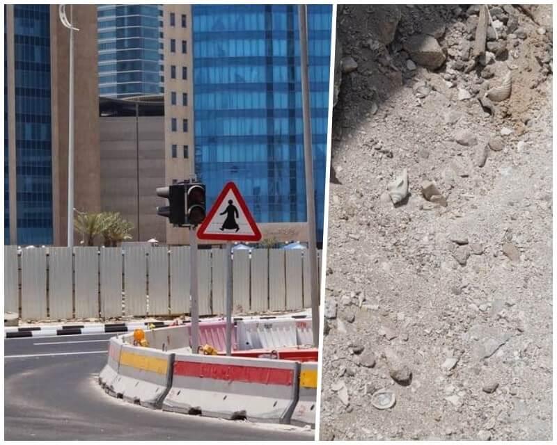 calles de Doha Qatar