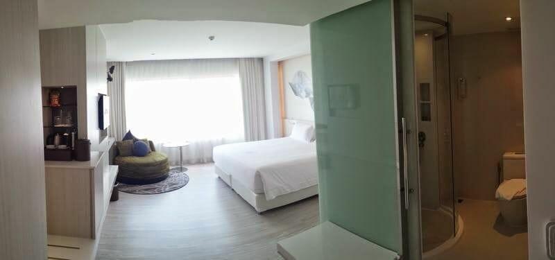habitaciones hotel Centara Bangkok