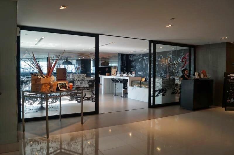 hotel Centara Bangkok