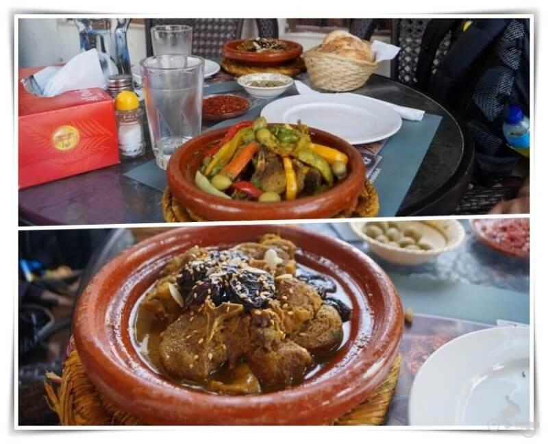 comida Zoco de Doha - qué ver en Doha en un día