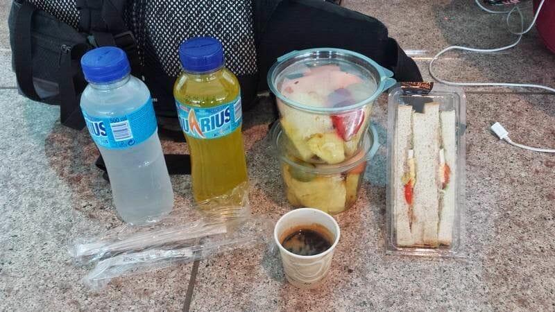 snack en Qatar