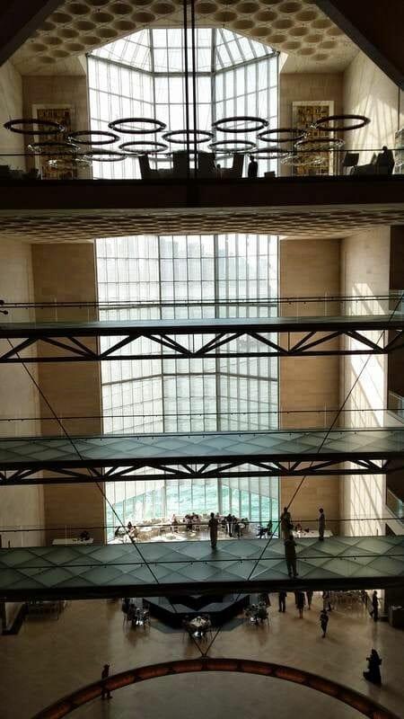 museo islamico, Qatar, museo arabe, arte arabe, arte islámico, Qatar 2022,