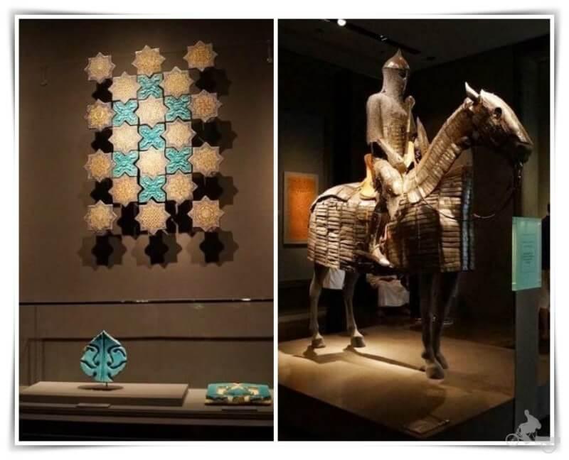 museo islámico - qué ver en Doha en un día