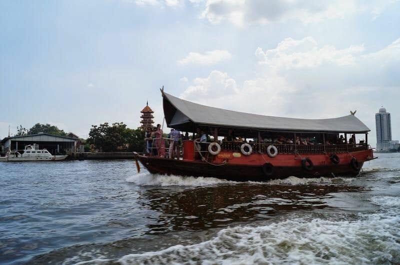 Express boat Bangkok