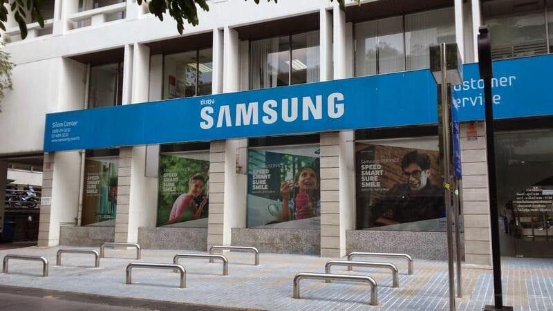 dia 3 en Bangkok, el día Samsung, no es publi es gilipollez