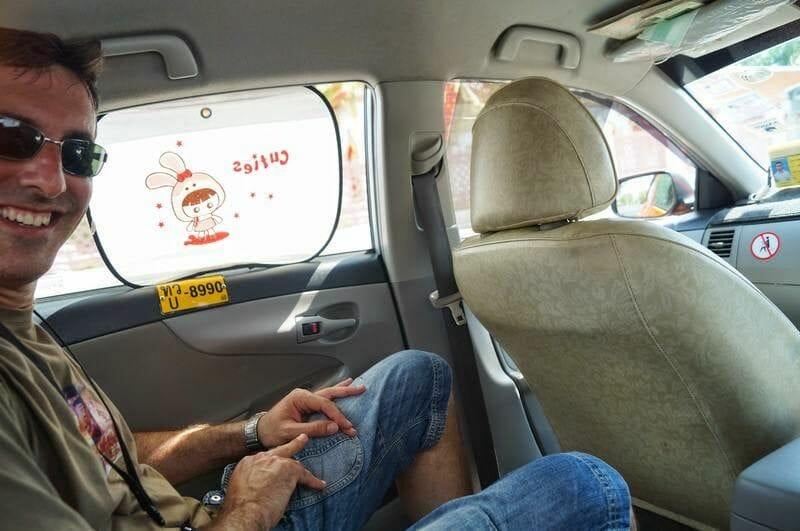 taxi de Bangkok