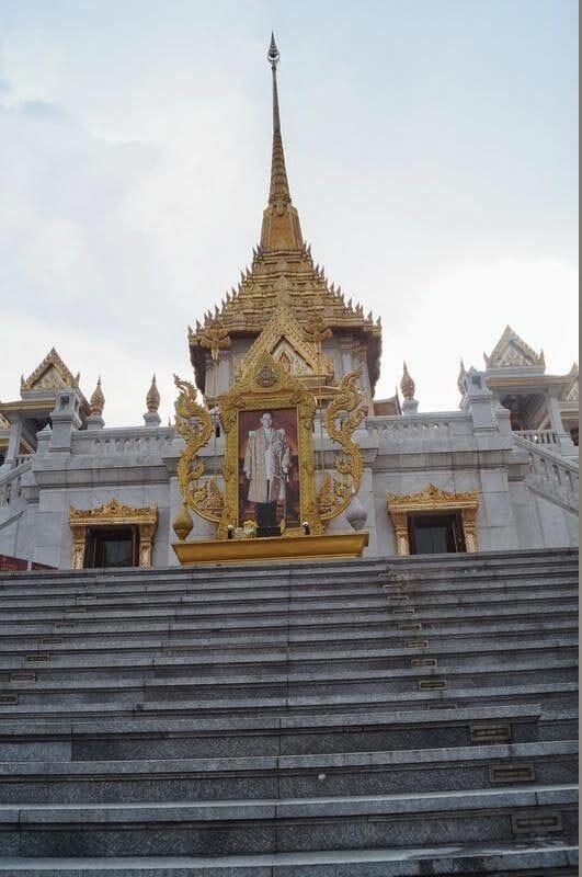 TEMPLO DEL BUDA DE ORO de Bangkok
