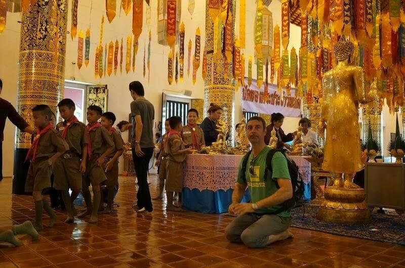 mi baul de blogs Wat Chedi Luang
