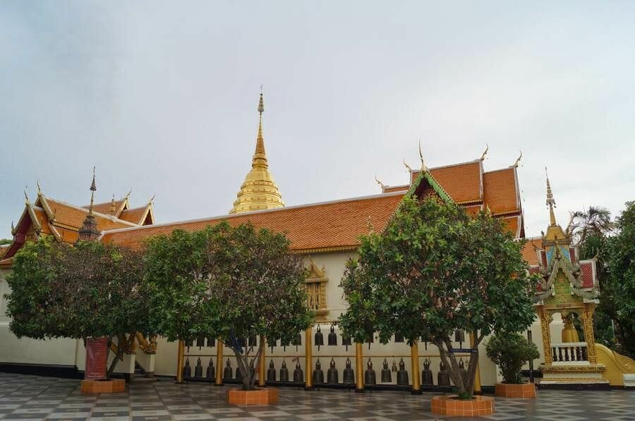 Wat Phra That Doi Suthep.