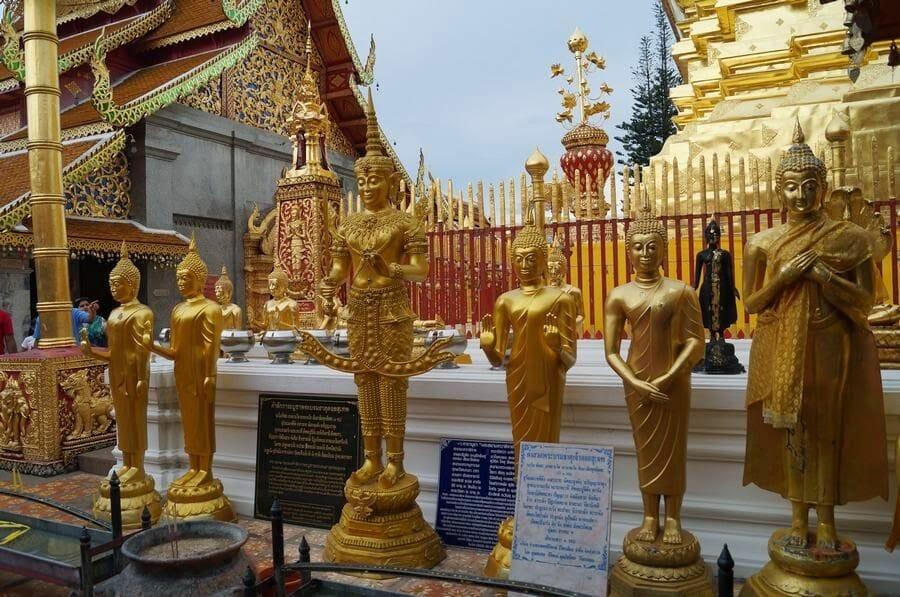 Chiang Mai desde Wat Doi Suthep