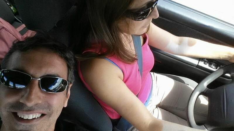 Mi baúl de blogs al volante