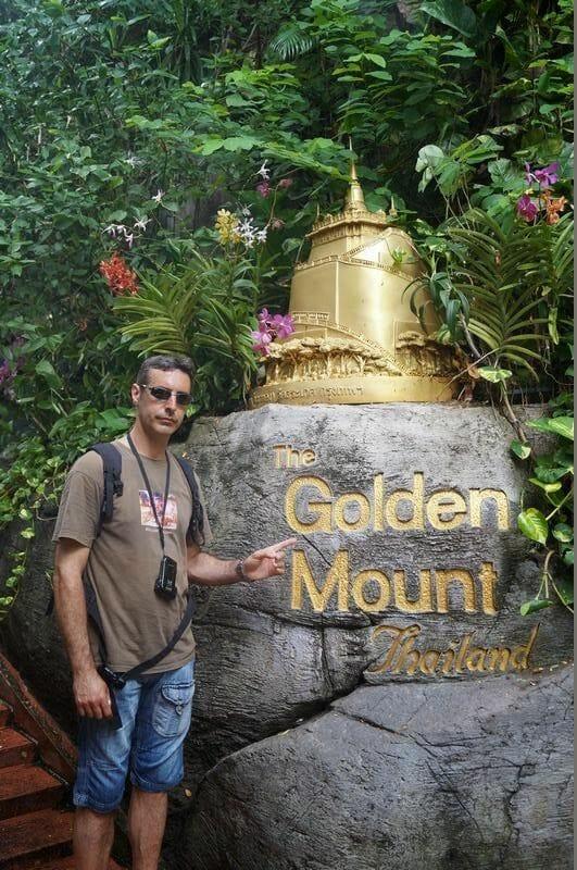 WAT SAKET, TEMPLO DE LA MONTAÑA DORADA, GOLDEN MOUNT
