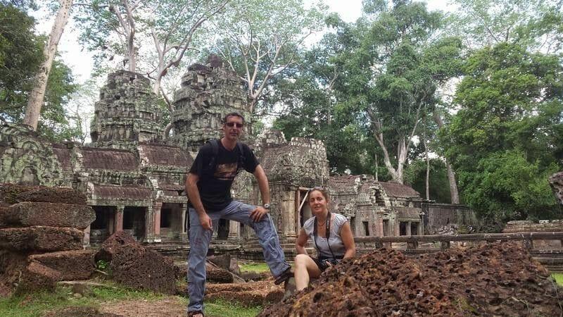 viajar a Tailandia en pareja