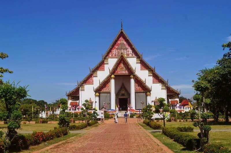 Wihan Phra Mongkon Bophit