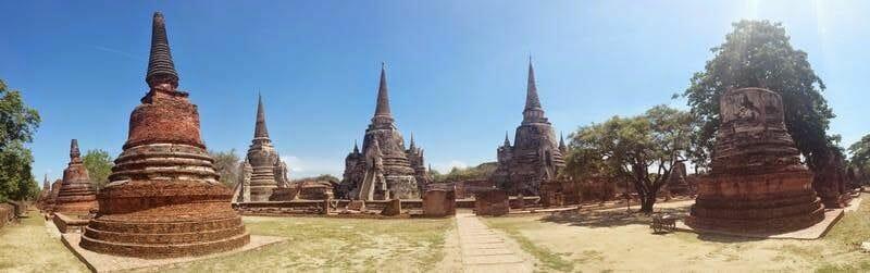 Wat Phra Sri Sanphet