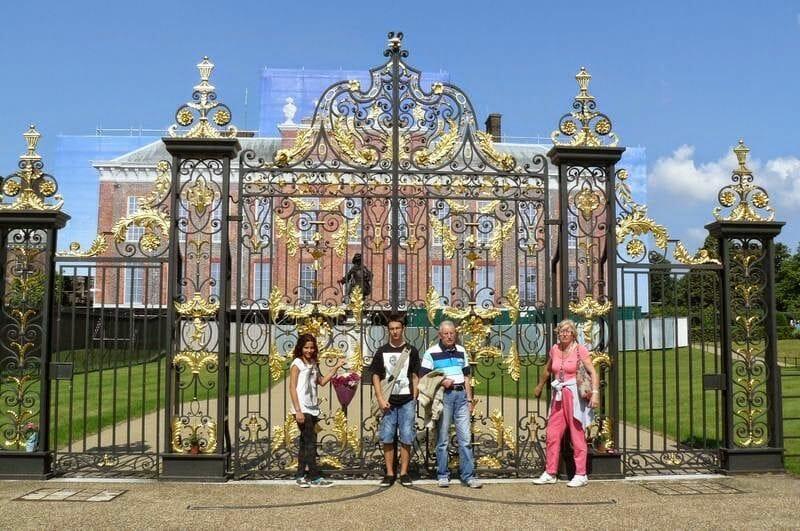 Kensington Palace - London pass de 6 días
