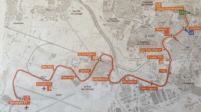 linea 9 metro barcelona