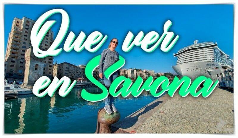 qué ver en Savona