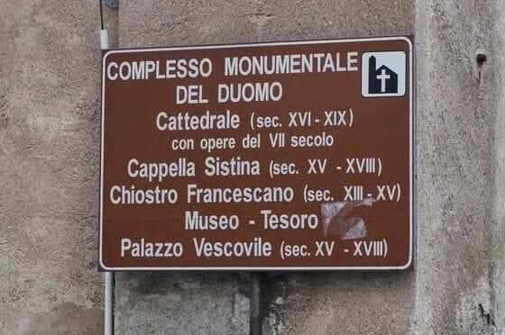 La Via Pia de Savona