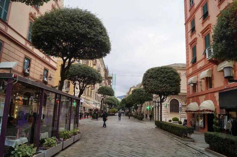 calles de savona
