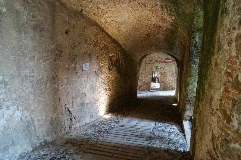 Priamar de Savona fortaleza