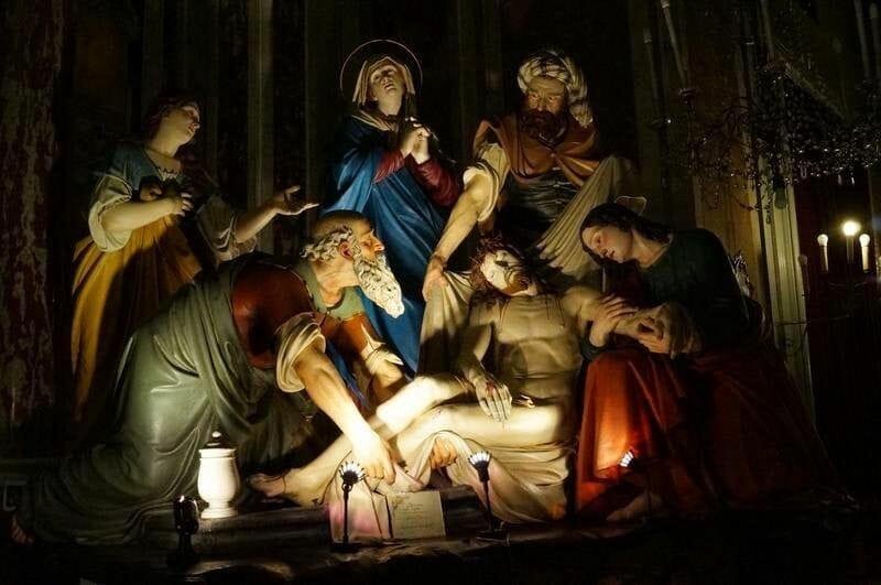 Oratorio de Cristo Risorto