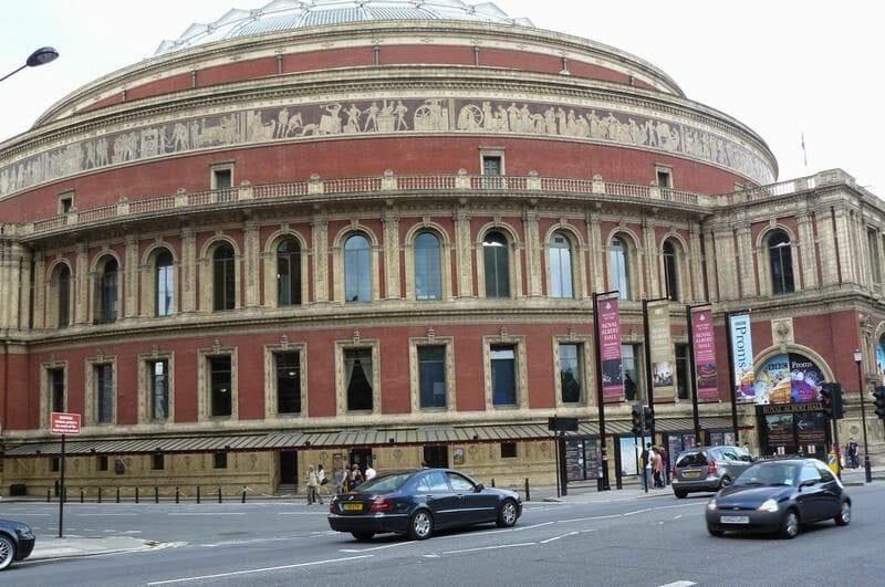 Royal Albert Hall - London pass de 6 días