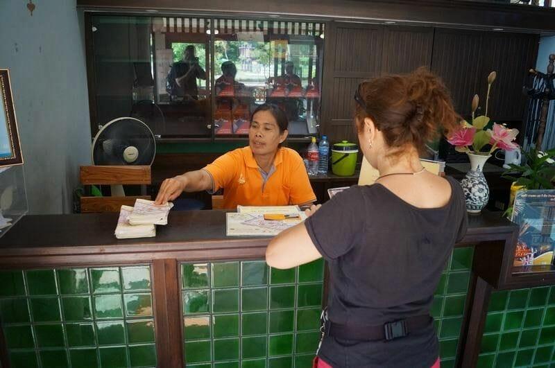 sukhothai entradas