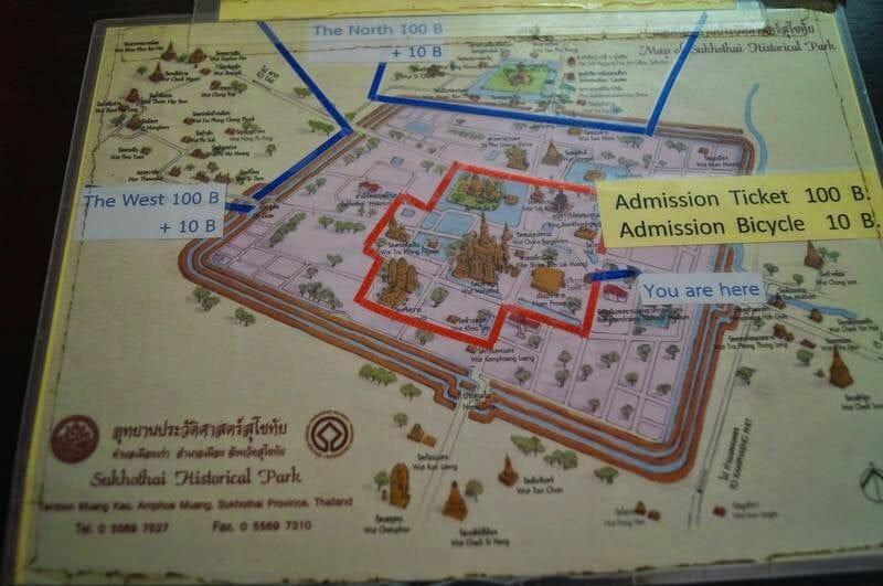 sukhothai plano