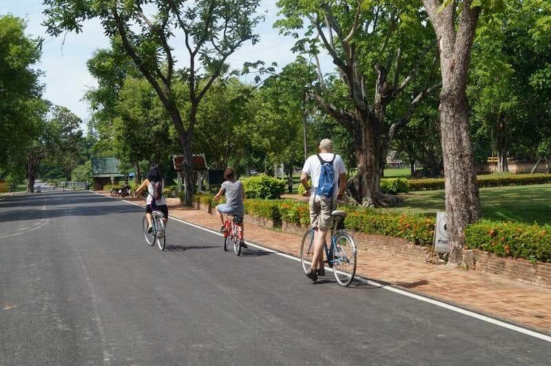 bicicletas Sukhothai