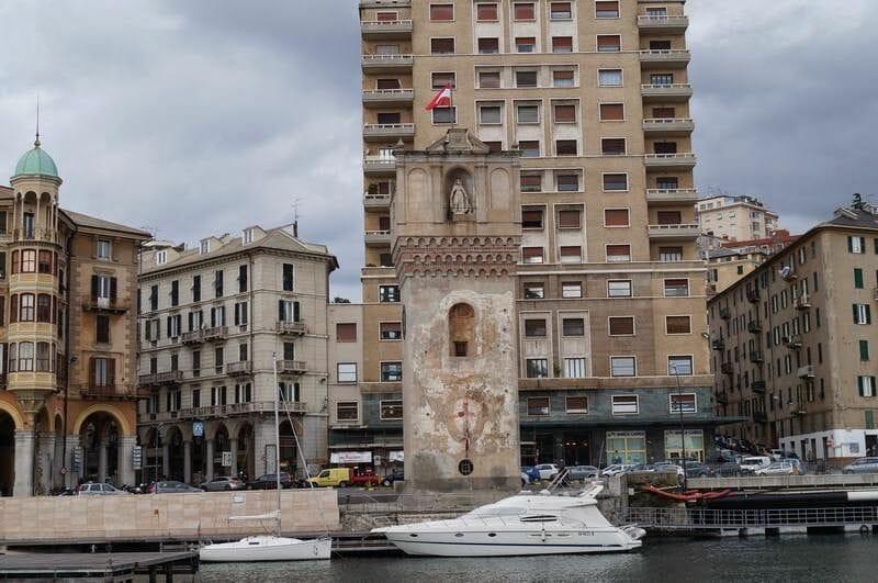A Torretta, torre Quarda savona