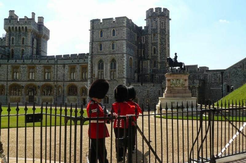 Windsor castle - London pass de 6 días