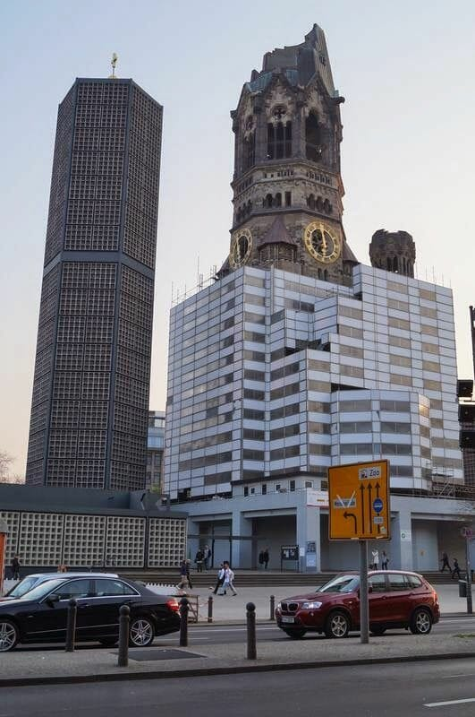 Iglesia del Recuerdo de Berlín en 4 días